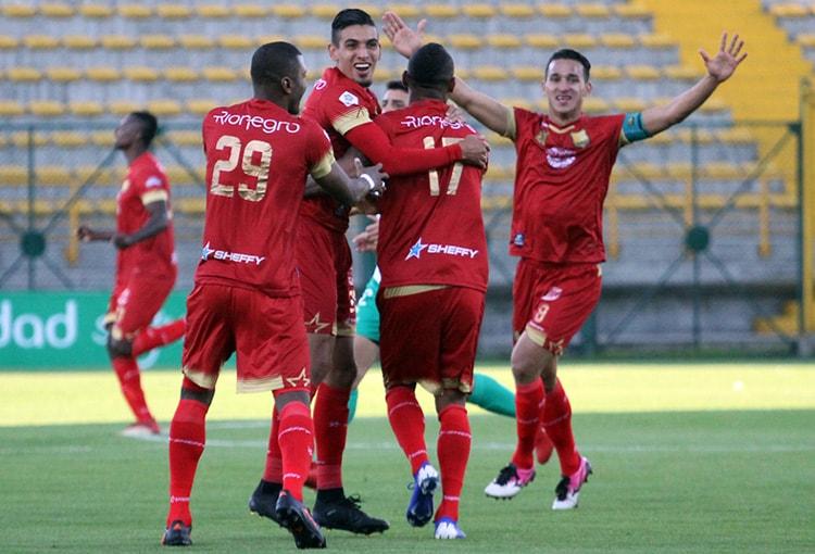 Rionegro Águilas Liga Águila 2018-II