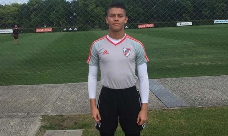 Alejandro Rodríguez Baena River Plate