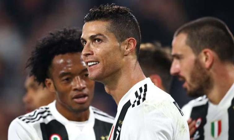 Cristiano Ronaldo Juan Guillermo Cuadrado