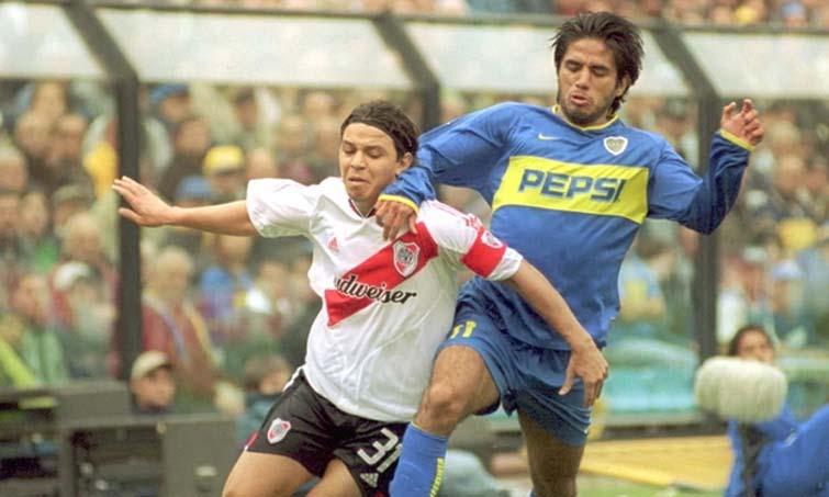 Fabián Vargas Boca Juniors