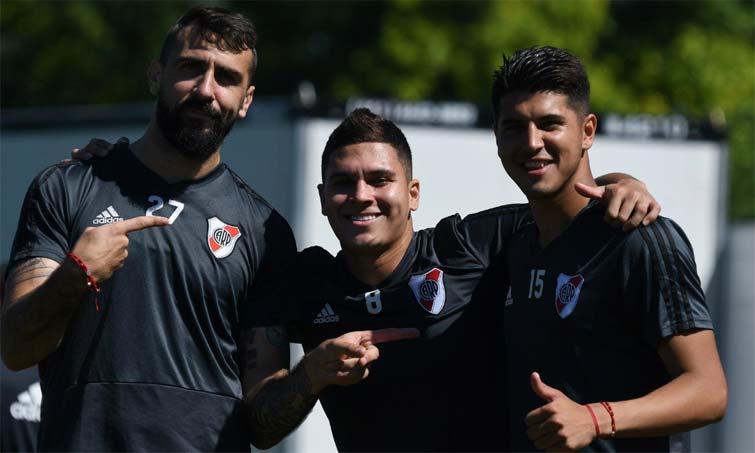 Juan Fernando Quintero River Plate