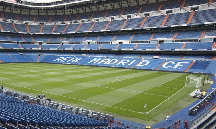 Santiago Bernabéu Copa Libertadores
