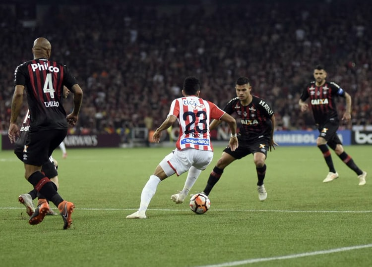 Atlético Paranaense – Junior FC Copa Sudamericana 2018 (1)
