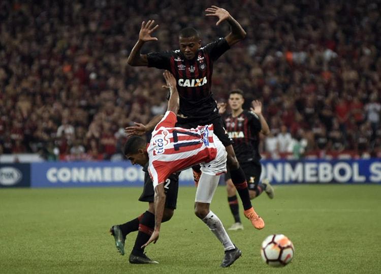 Atlético Paranaense – Junior FC Copa Sudamericana 2018 (2)