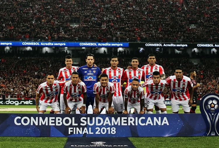 Atlético Paranaense – Junior FC Copa Sudamericana 2018