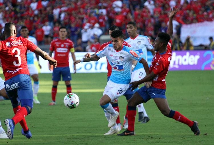 DIM – Junior FC Liga Águila 2018-II (final)