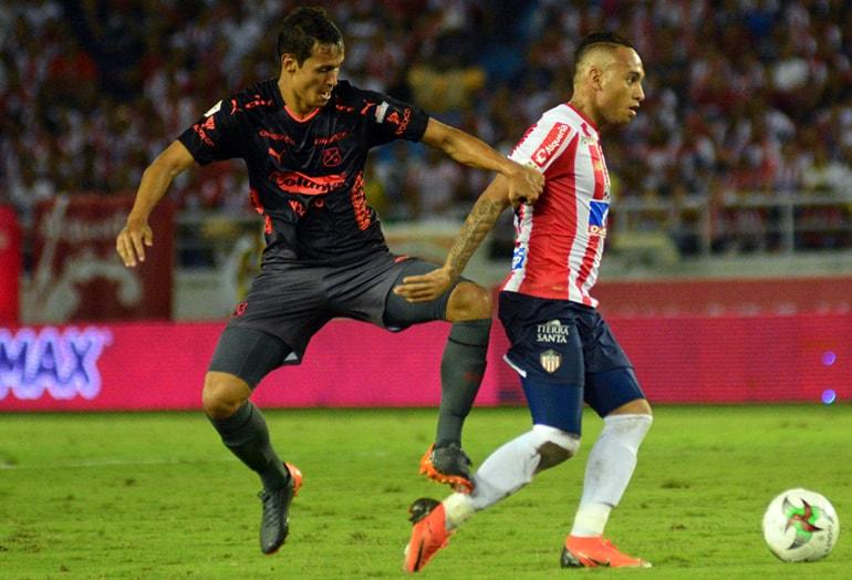 Junior 4-1 Medellín Liga Águila 2018-II