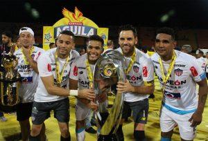 Junior FC campeón Liga Águila 2018-II