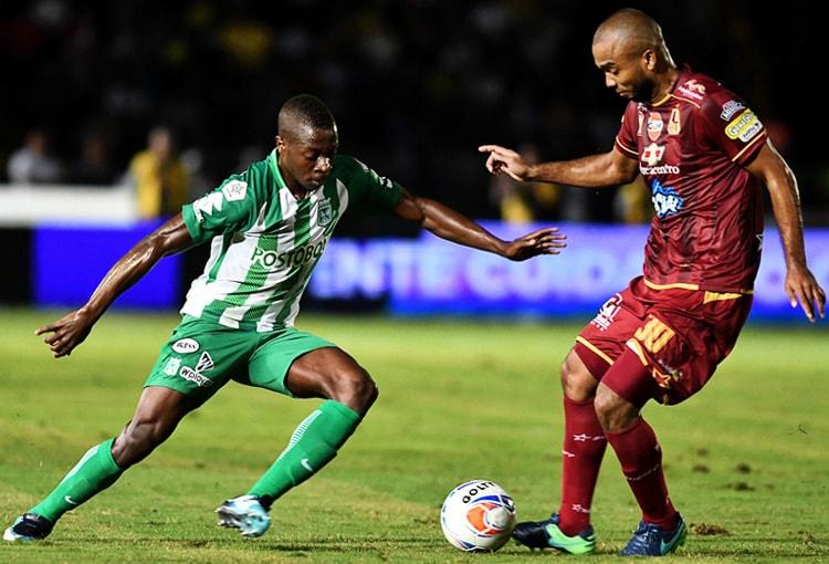 Luis Payares Deportes Tolima Liga Águila 2018-I