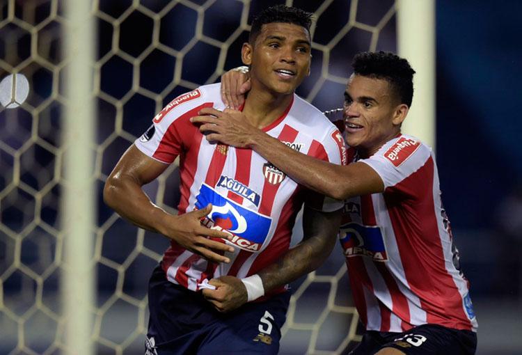 Rafael Pérez Junior FC 1-1 Atlético Paranaense Copa Sudamericana 2018