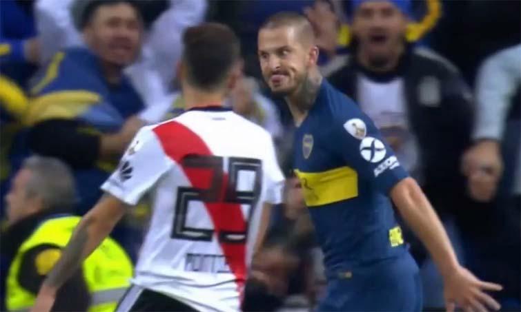 Darío Benedetto Boca Juniors