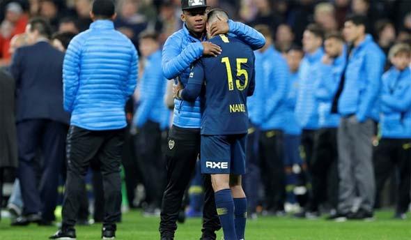 Frank Fabra Boca Juniors
