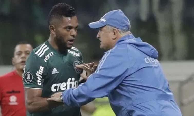 Miguel Borja Luiz Felipe Scolari