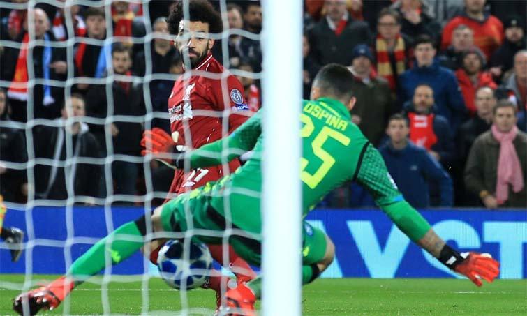 David Ospina Mohamed Salah