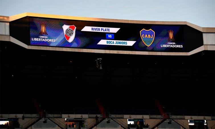 Boca River final Copa Libertadores