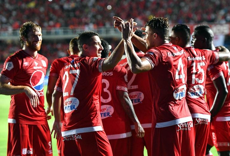 América 3-0 Tolima Liga Águila 2019-1 (2)