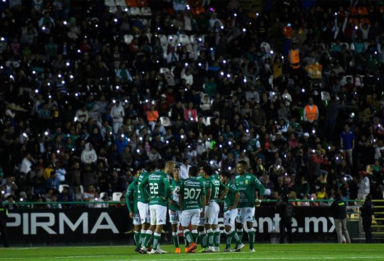 Andrés Mosquera, William Tesillo y Yairo Moreno León Liga MX