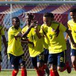 Categoría sub-20 Selección Colombia