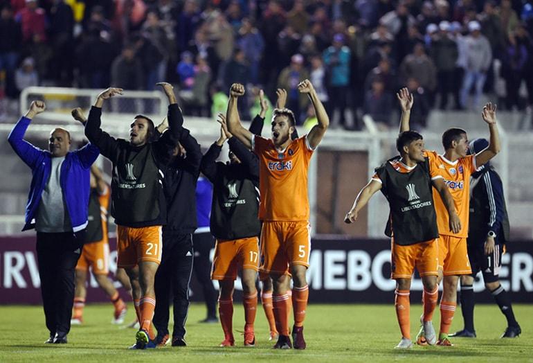 Deportivo La Guaira Conmebol Libertadores 2019