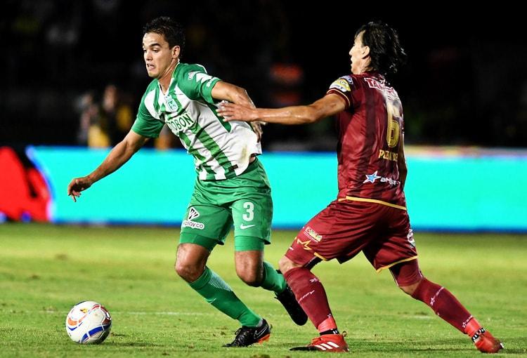 Felipe Aguilar Atlético Nacional 16012019