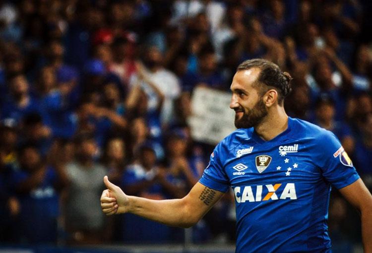 Hernán Barcos Cruzeiro EC