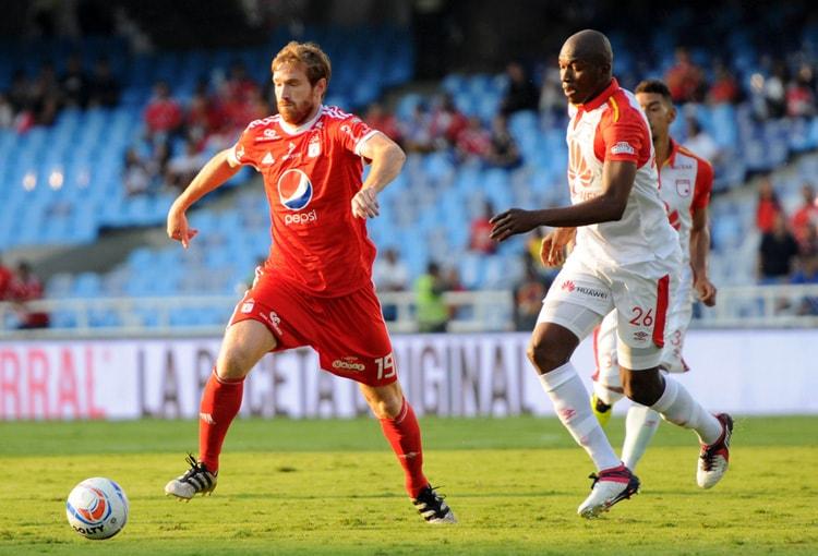 Independiente Santa Fe - América de Cali Liga Águila 2018-2