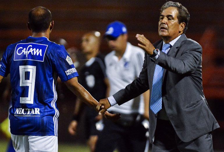 Jorge Luis Pinto Millonarios Liga Águila 2019-1