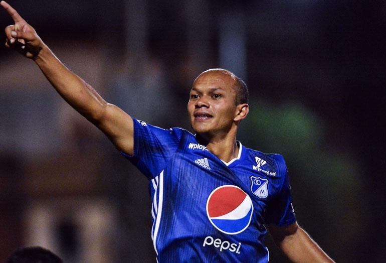 Juan David Pérez Envigado 0-1 Millonarios Liga Águila 2019-1