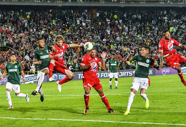 Juan Pablo Segovia Torneo Fox Sports 2019 Atlético Nacional 0-1 América de Cali