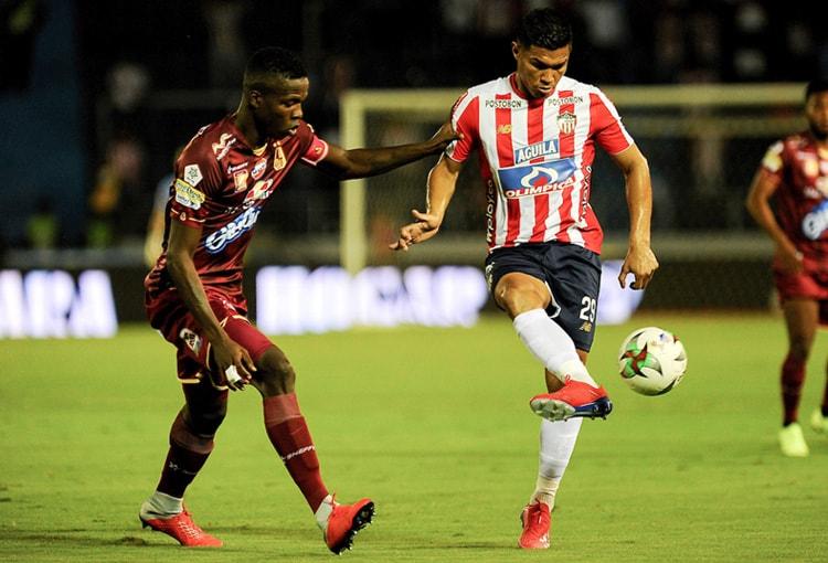 Junior FC - Deportes Tolima Superliga Águila 2019 (1)
