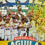 Junior FC campeón Superliga Águila 2019