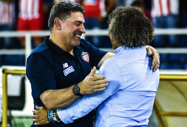 Luis Fernando Suárez Junior 1-2 Tolima Superliga Águila 2019