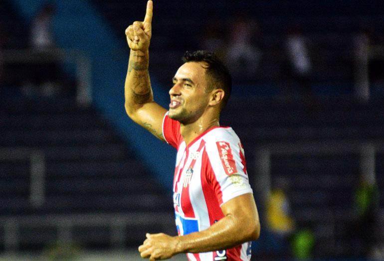 Marlon Piedrahíta Junior 3-1 Patriotas Liga Águila 2019-1
