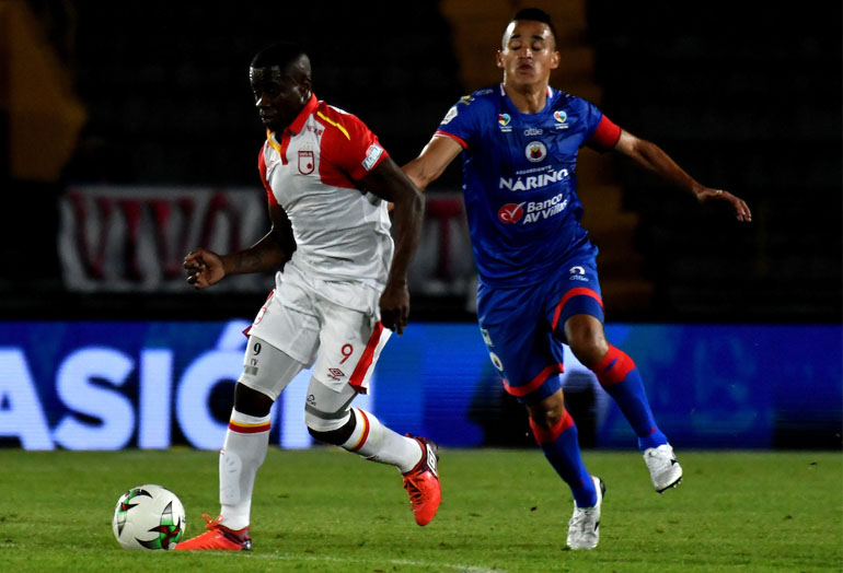 Santa Fe – Pasto Liga Águila 2019-1