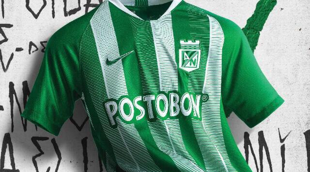 Nueva Camiseta De Colombia 2019 Detail: Nueva Camiseta Nike De Atlético Nacional 2019