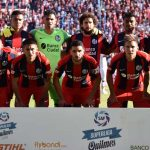 San Lorenzo Atlético Nacional