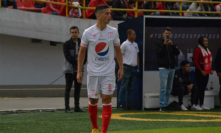 Cristian Álvarez América de Cali