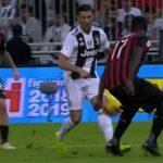 Cristian Zapata Cristiano Ronaldo