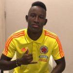 Iván Angulo Selección Colombia
