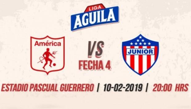 América vs. Junior