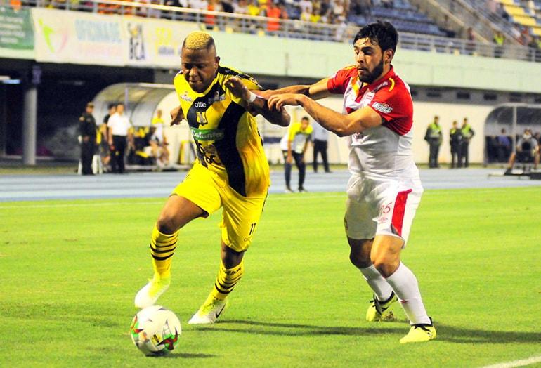 Alianza Petrolera - Santa Fe Liga Águila 2019-1