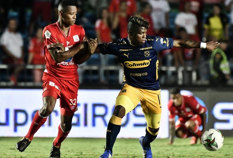 América 3–0 Medellín Liga Águila 2019-1