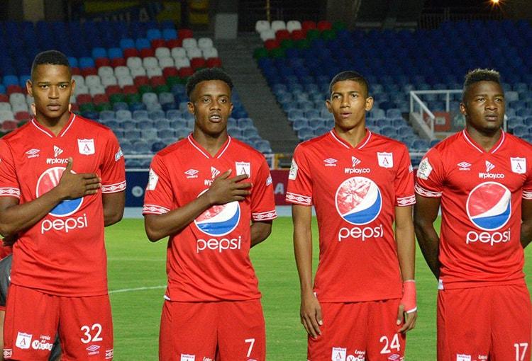 América - Universitario Popayán Copa Águila 2019