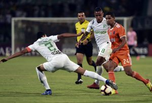 Atlético Nacional 0 – Deportivo La Guaira 0 Conmebol Libertadores 2019