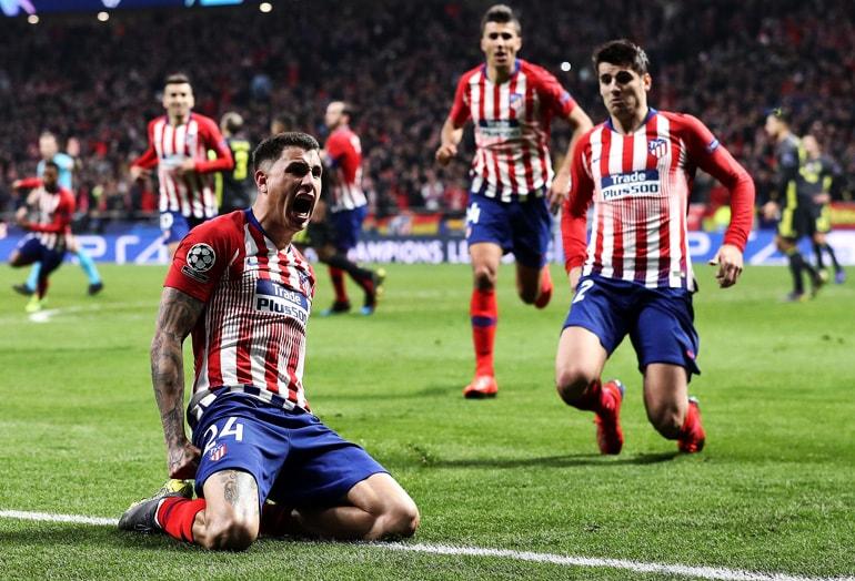 Atlético de Madrid 2–0 Juventus FC Champions League 2018–19