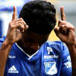 César Carrillo Millonarios 3-2 Huila Liga Águila 2019-1