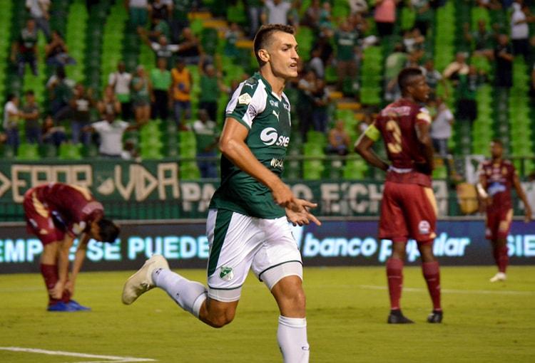 Deportivo Cali 2-1 Deportes Tolima Liga Águila 2019-1