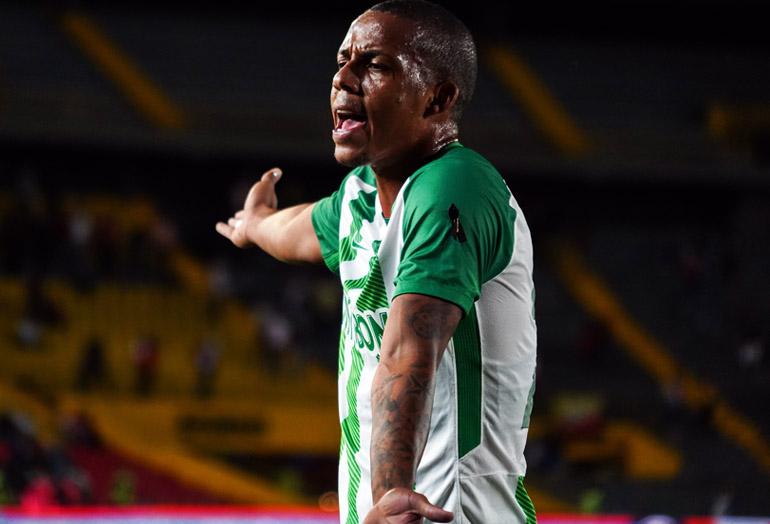 Jeison Lucumí Atlético Nacional Torneo Fox Sports 2019