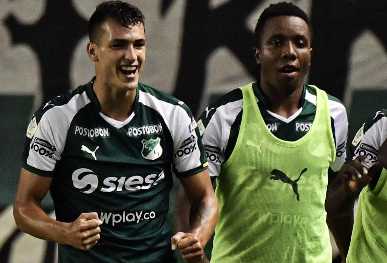 Juan Ignacio Dinenno Cali – Unión Magdalena Liga Águila 2019–1 I