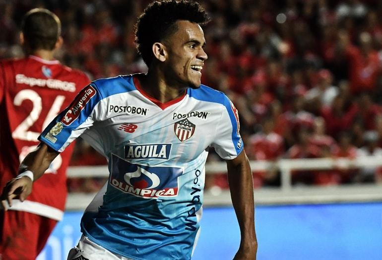 Luis Díaz América 0-1 Junior Liga Águila 2019-1